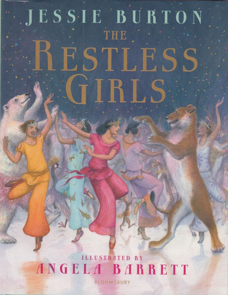 The Restless Girls. Jessie Burton.
