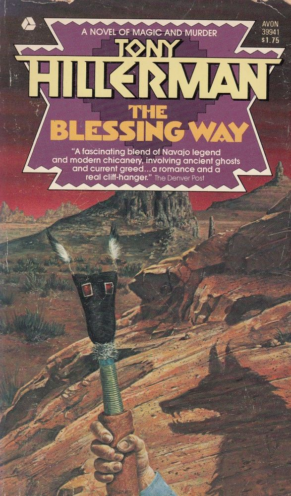 The Blessing Way. Tony Hillerman.