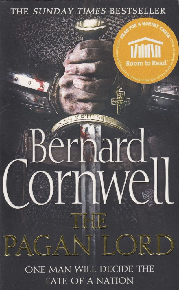 The Pagan Lord. Bernard Cornwell.