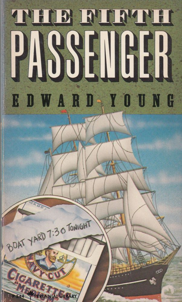 The Fifth Passenger. Edward Young.