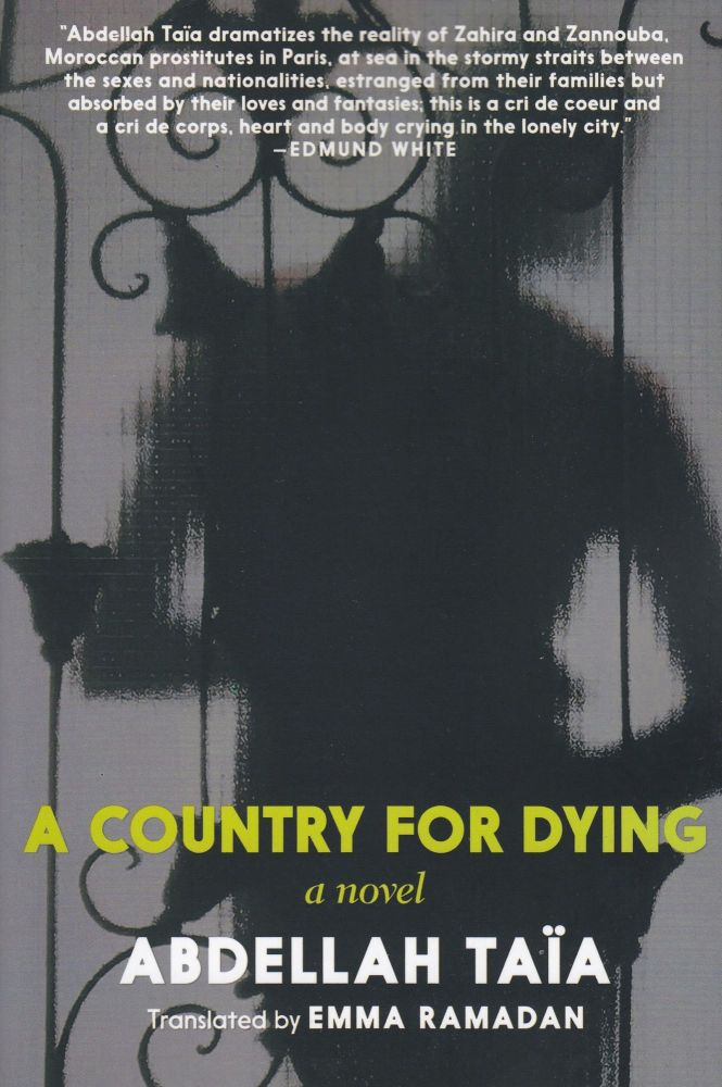 A Country for Dying. Abdellah Taïa.