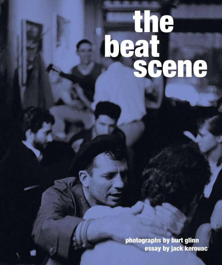 The Beat Scene. Burt Glinn.