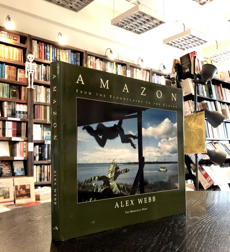 Amazon: From the Floodplains to the Clouds. Alex Webb.