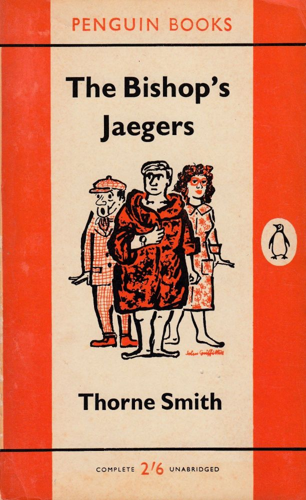 The Bishop's Jaegers. Thorne Smith.