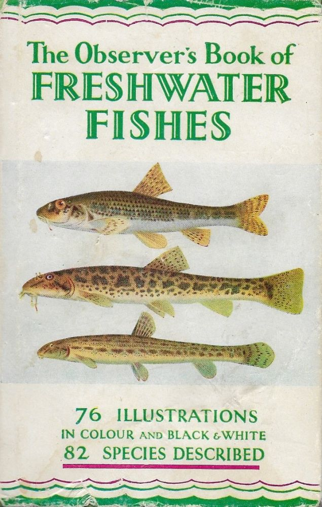 Freshwater Fishes. Laurence Wells.