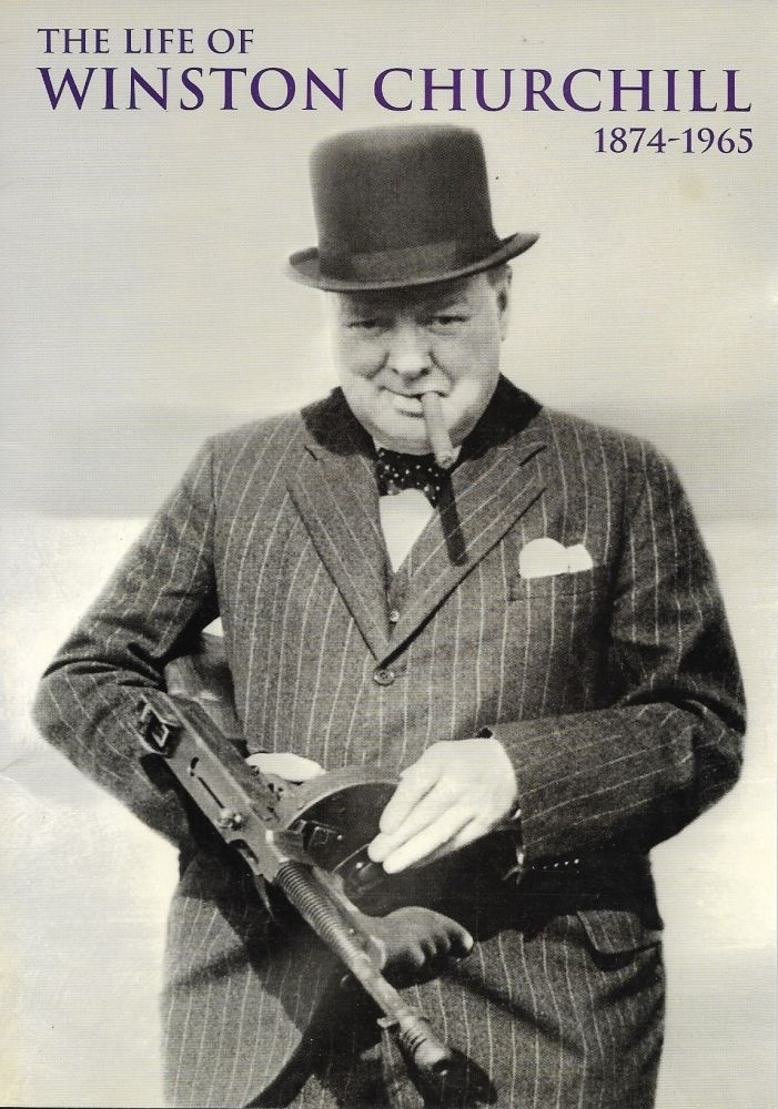 The Life of Winston Churchill (1874-1965)