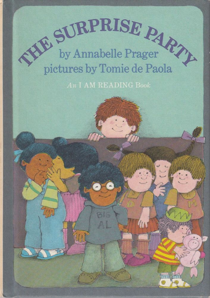 The Surprise Party. Annabelle Prager.