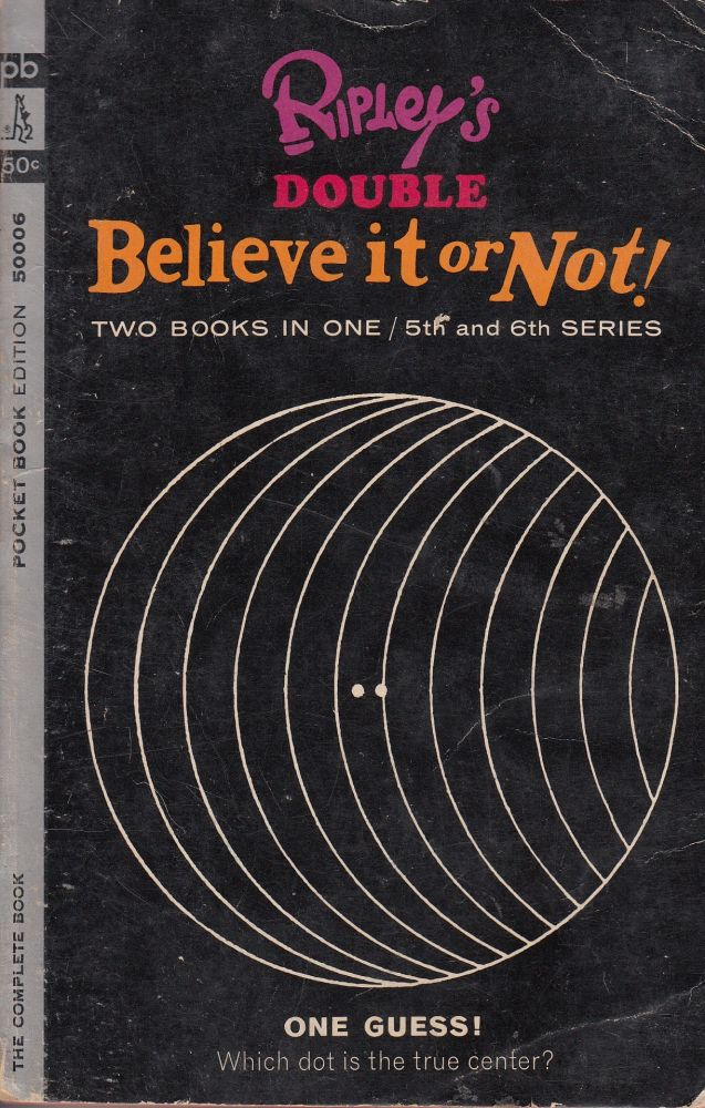 Ripley's Double Believe it Or Not! (5th and 6th Series)