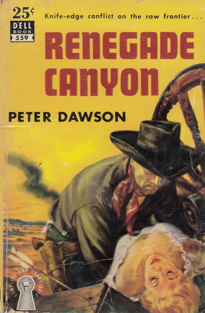 Renegade Canyon. Peter Dawson.