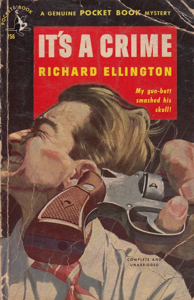 It's a Crime. Richard Ellington.