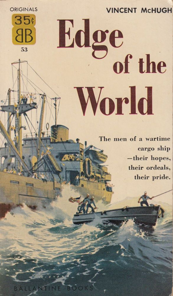 """Edge of the World: Tales of the """"Hopi Victory"""" and Her People. Vincent McHugh."""