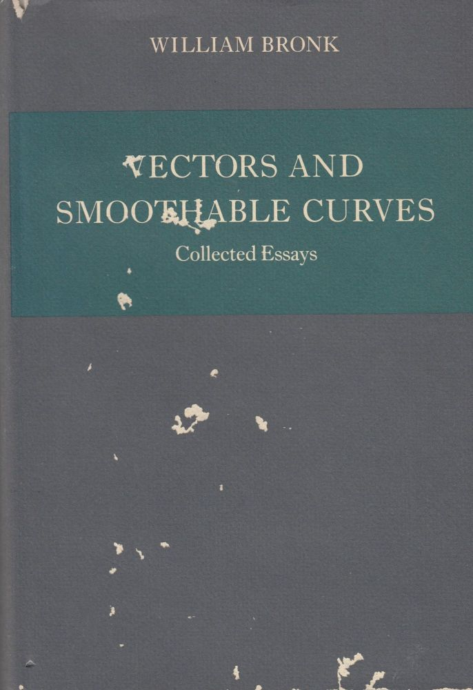 Vectors and Smoothable Curves. William Bronk.