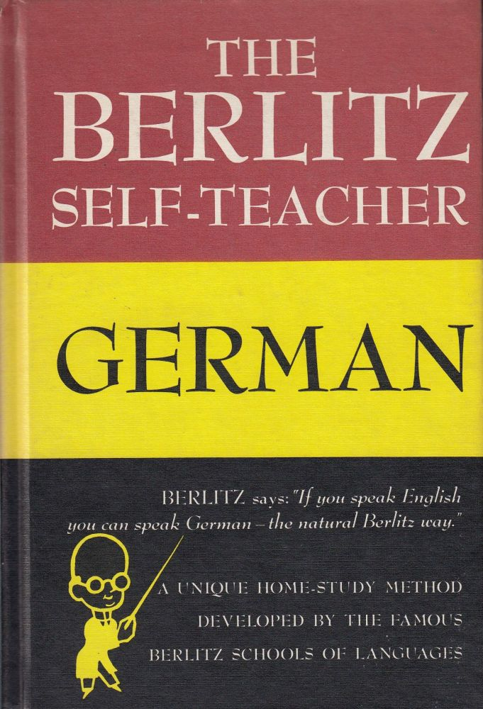 The Berlitz Self-Teacher: German