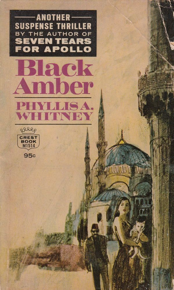 Black Amber. Phyllis A. Whitney.