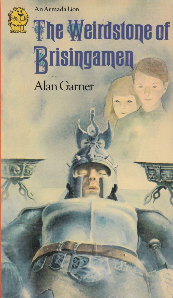The Weirdstone of Brisingamen. Alan Garner.