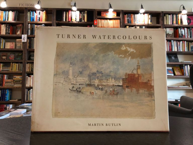Turner Watercolours. Martin Butlin.