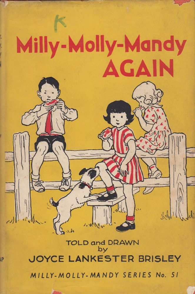 Milly-Molly-Mandy Again (Milly-Molly-Mandy Series No. 51). Joyce Lankester Brisley.