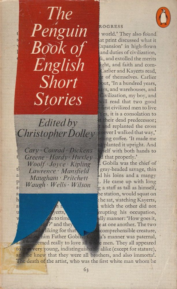 The Penguin Book of English Short Stories. Christopher Dolley.