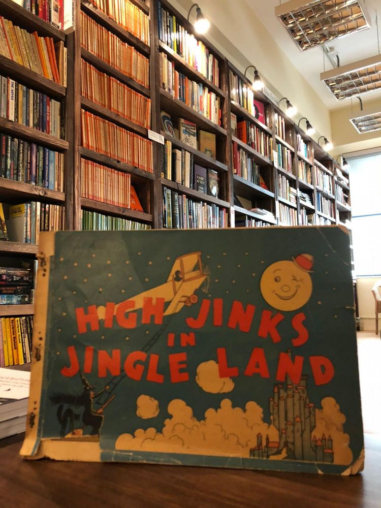 High Jinks in Jingle Land. Howard A. Guilford.