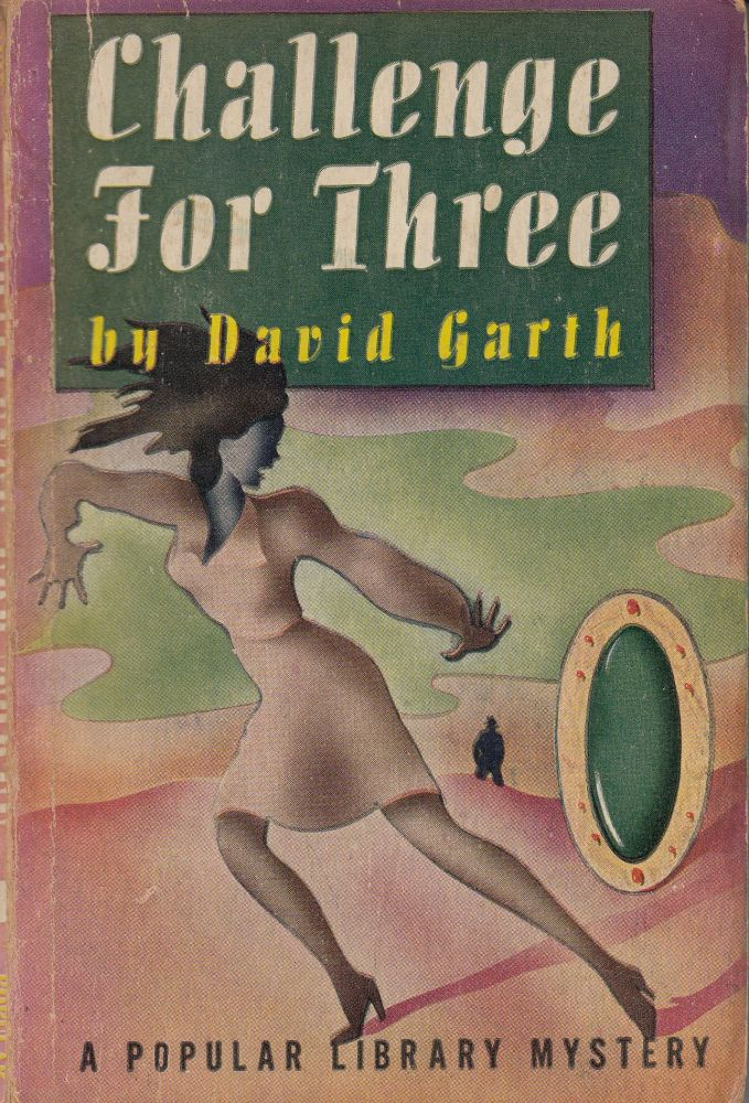 Challenge For Three. David Garth.