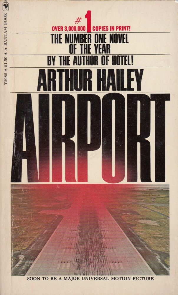 Airport. Arthur Hailey.