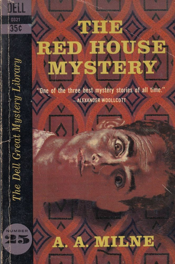 The Red House Mystery. A A. Milne.