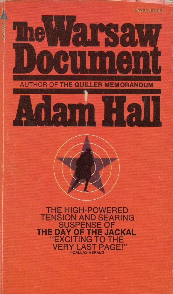 The Warsaw Document. Adam Hall.