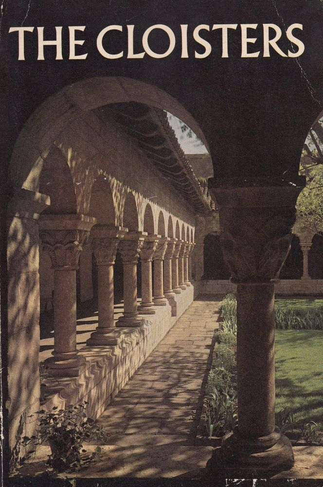 The Cloisters: The Building and the Collection of Medieval Art i Fort Tryon Park. James J. Rorimer.