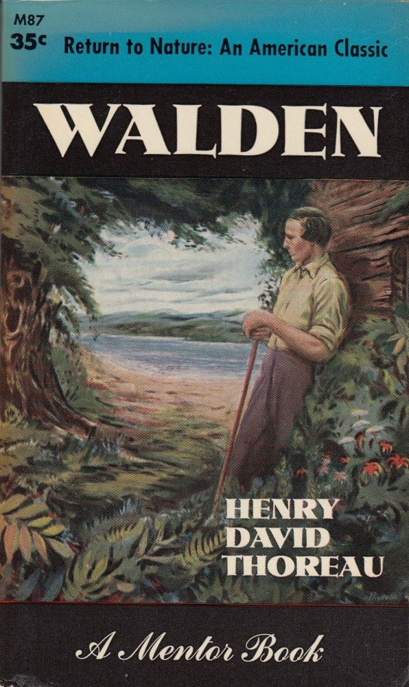 Walden. Henry David Thoreau.