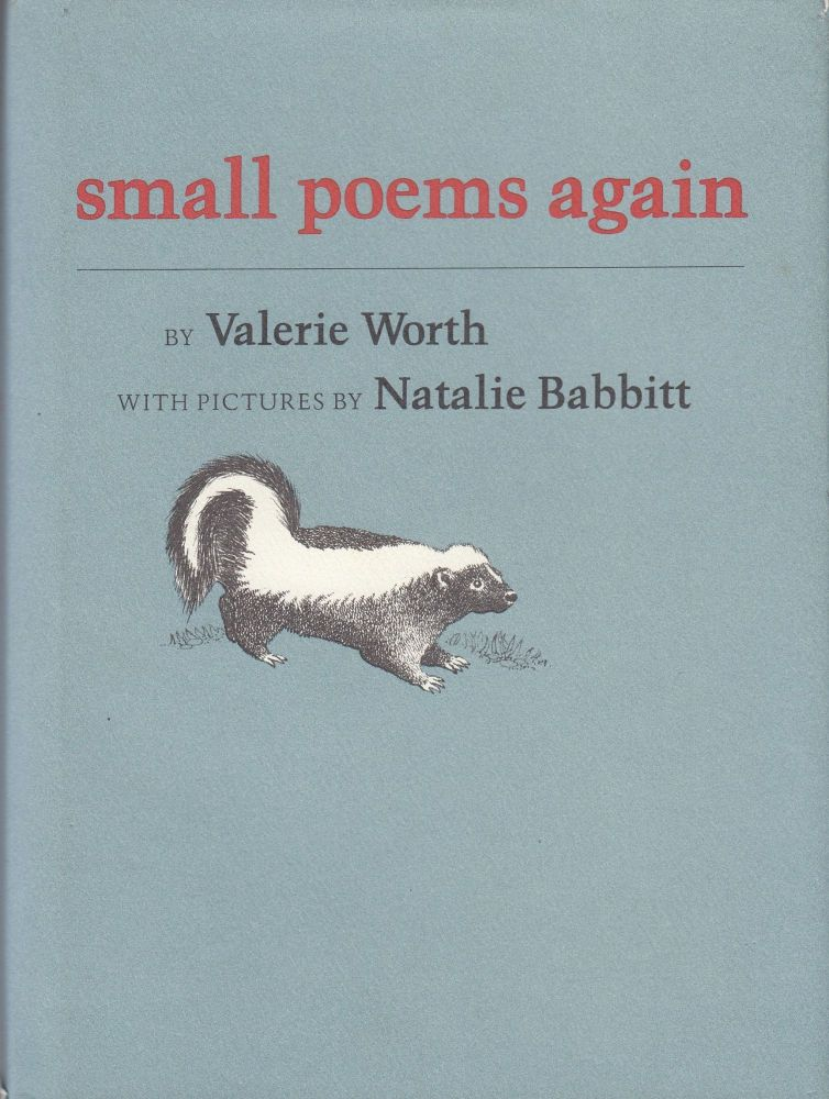 Small Poems Again. Valerie Worth.