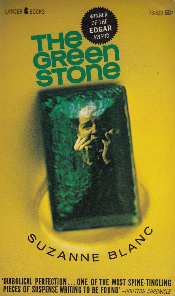 The Green Stone. Suzanne Blanc.
