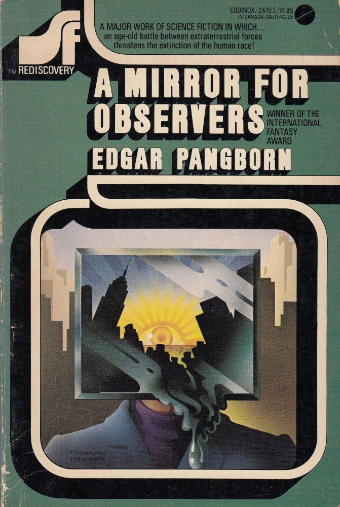 A Mirror For Observers. Edgar Pangborn.