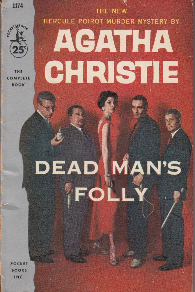 Dead Man's Folly. Agatha Christie.