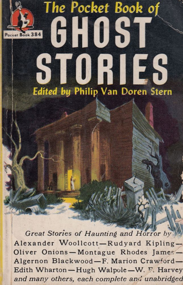 The Pocket Book of Ghost Stories. Philip Van Doren Stern.