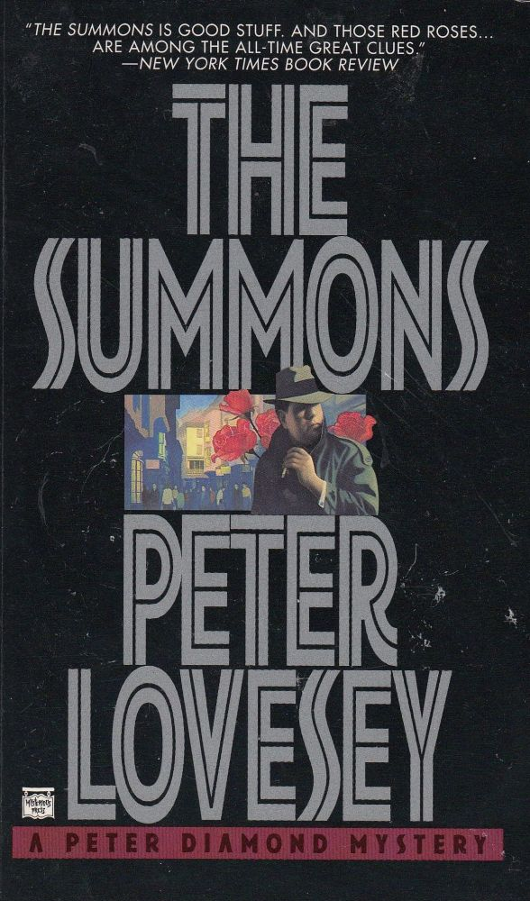 The Summons (A Peter Diamond Mystery). Peter Lovesey.