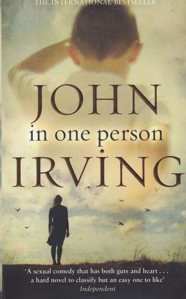 In One Person: A Novel. John Irving.