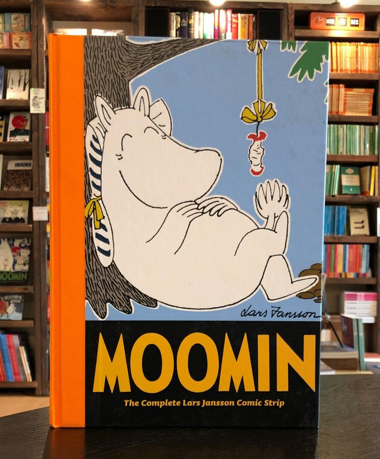 Moomin Book Eight: The Complete Lars Jansson Comic Strip. Lars Jansson.