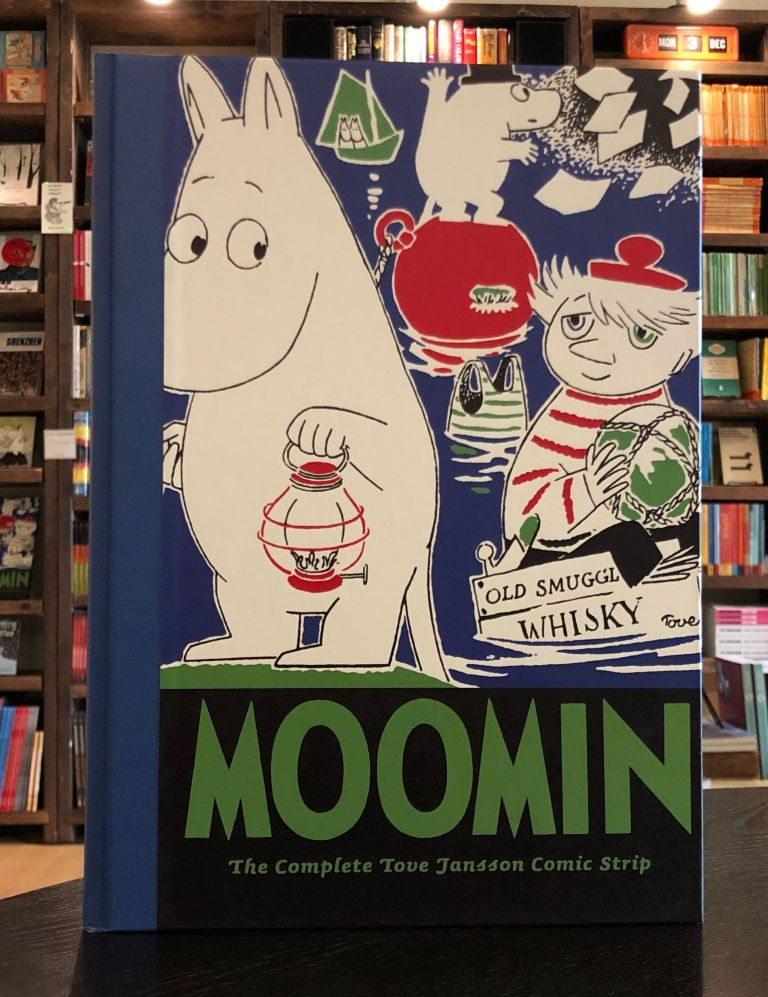 Moomin Book Three: The Complete Tove Jansson Comic Strip. Tove Jansson.