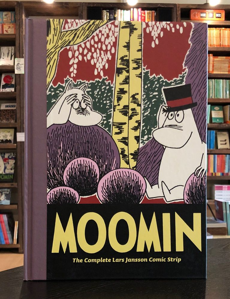 Moomin Book Nine: The Complete Lars Jansson Comic Strip. Lars Jansson.