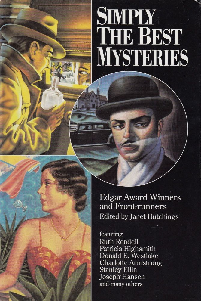 Simply the Best Mysteries: Edgar Award Winners and Front-runners. Janet Hutchings.