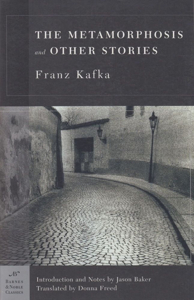 The Metamorphosis and Other Stories. Franz Kafka.