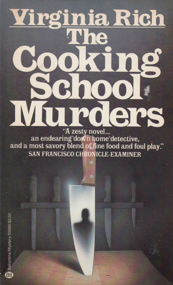 The Cooking School Murders. Virginia Rich.