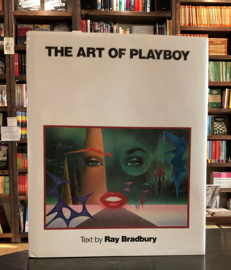 The Art of Playboy. Ray Bradbury.