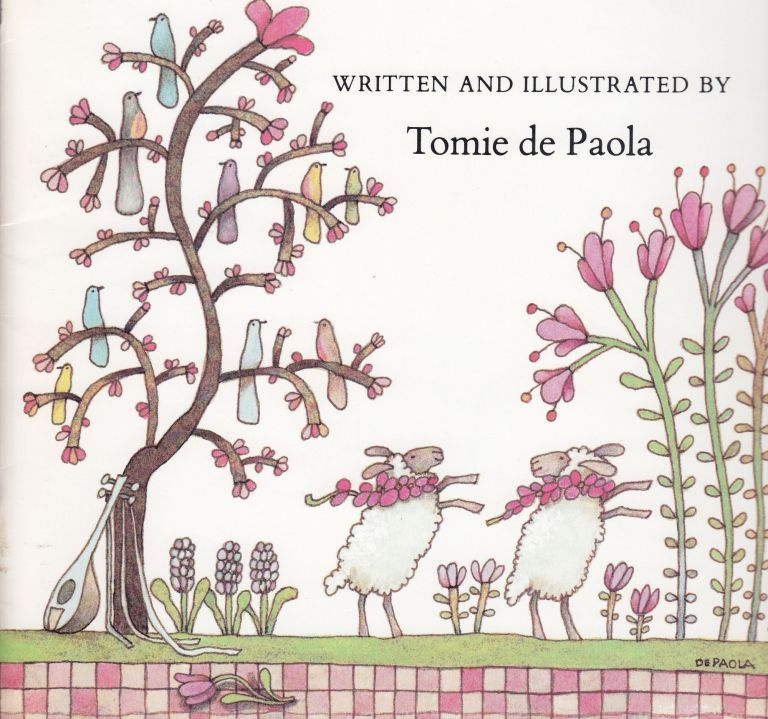 Songs of the Fog Mountain. Tomie de Paola.
