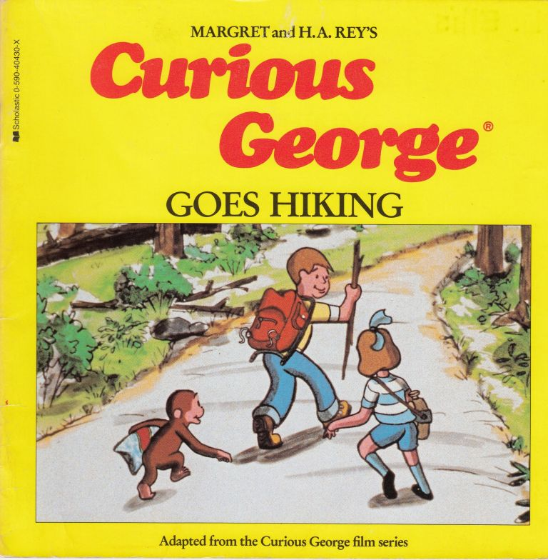 Curious George Goes Hiking (adapted from the film series)