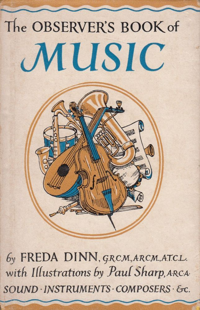 The Observer's Book of Music. Freda Dinn.