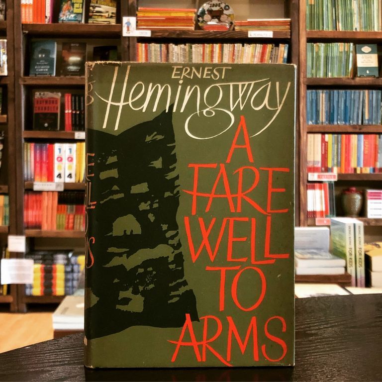 A Farewell to Arms. Ernest Hemingway.