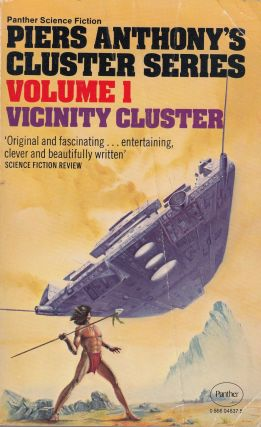 Cluster Series-Vicinity Cluster (Vol. 1). Piers Anthony