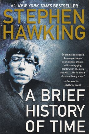 A Brief History Of Time. Stephen Hawking