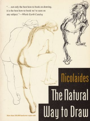 The Natural Way to Draw. Kimon Nicolaides
